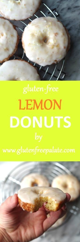 Full of fresh lemon flavor these homemade baked Gluten-Free Lemon Donuts are tender, refreshing and simple to make. The lemon zest in the glaze brings this lemon donut to the level of ultimate satisfaction.