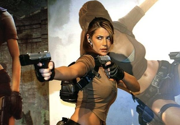 The model for Lara Croft will be over-the-hill before Obama's second term is over. | 24 Things That Prove Video Games Are All Grown Up