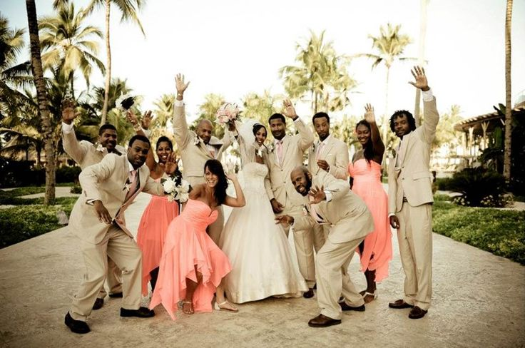Barcelo Bavaro Beach Resort Weddings Bavaro PuntaCana JustMarried Happiness Caribbean