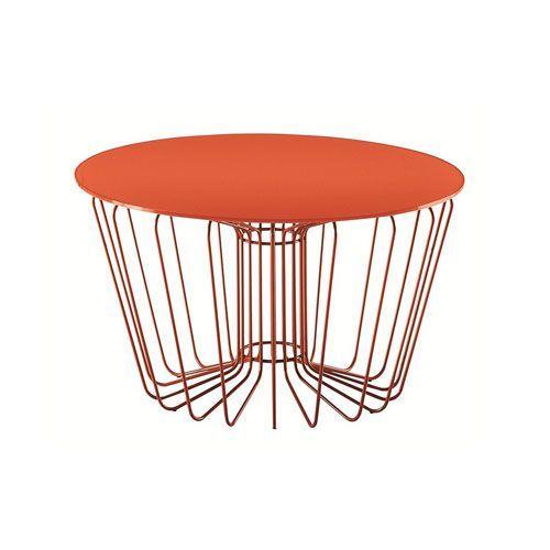 Wire table - design Arik Levy - Zanotta