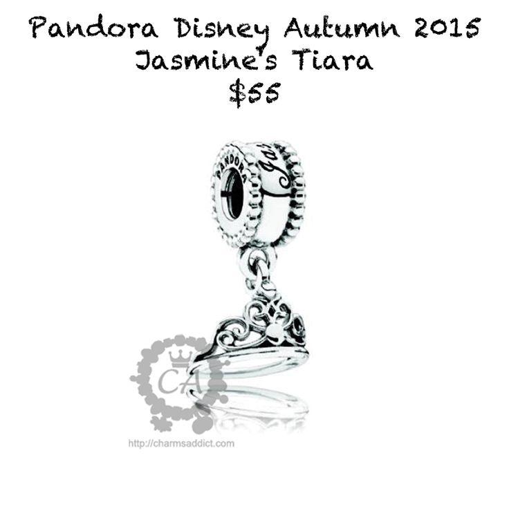 Pandora Disney Fall 2015 Jasmines Tiara From Pandora