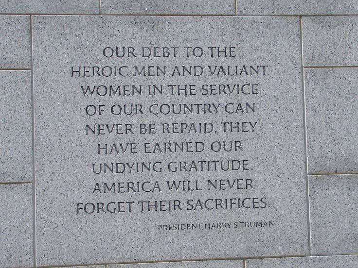 Memorial Day Quotes Or Sayings