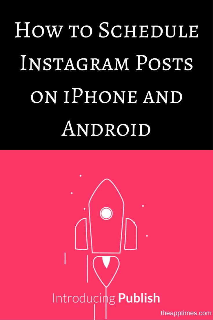We take a look at how the Publish app from Codigami helps you schedule Instagram posts on iPhone and Android smartphones for a later date and time.
