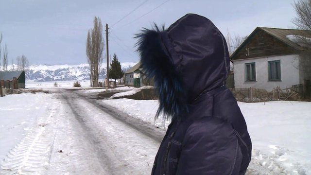 BBC News - Fighting bride kidnapping in Kyrgyzstan