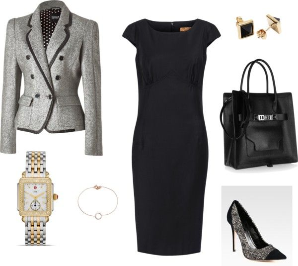 """""""Courtroom Attire"""" by shammett90 on Polyvore"""
