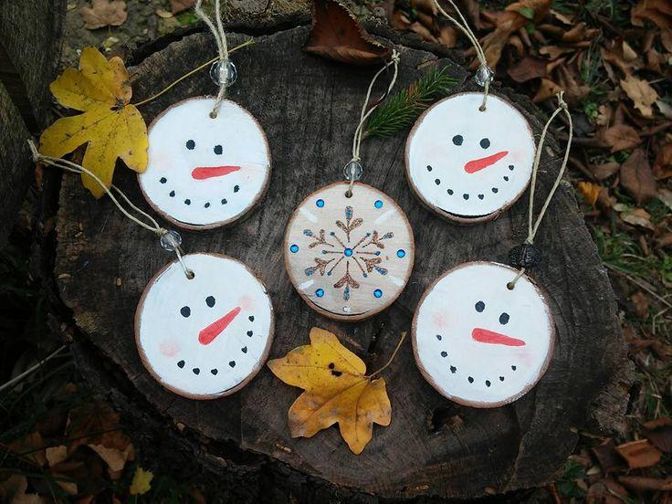Frozen inspiration! #christmasdecorations #natale #addobbi #legno