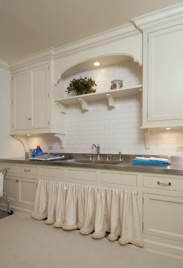 New Canaan Ct Brooks And Falotico Associates Fairfield County Architects Laundry Rooms