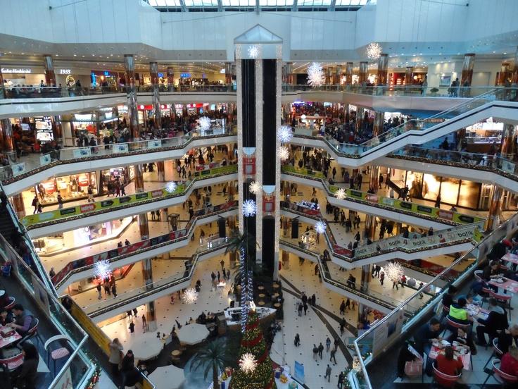 Shopping Istanbul, Turkey