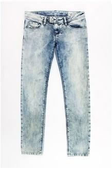 Детские облегающие джинсы