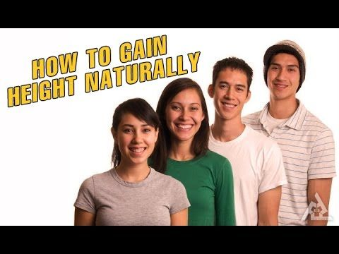 How To Gain Height Naturally | Best Health and Beauty Tips | Education