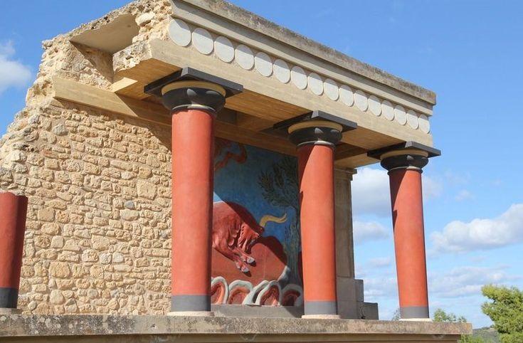 To Παλάτι της Κνωσού σε μια εντυπωσιακή τρισδιάστατη απεικόνιση