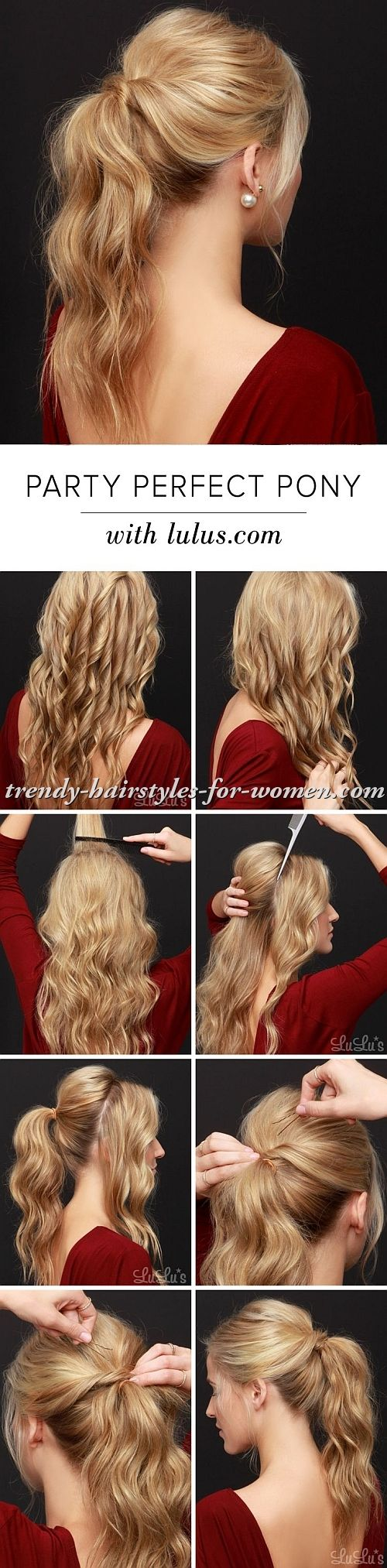 best 25 step by step hairstyles ideas on pinterest