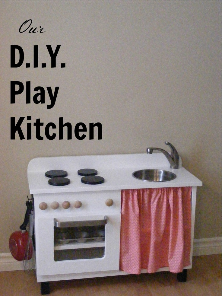 Wooden Play Kitchen Plans 27 best play kitchen diy images on pinterest | play kitchens, diy