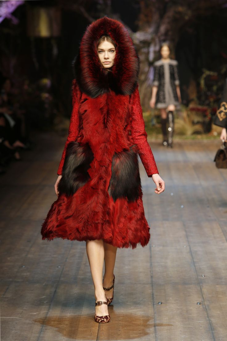 Fashion Show Fall Winter 2015 Dolce amp Gabbana Winter