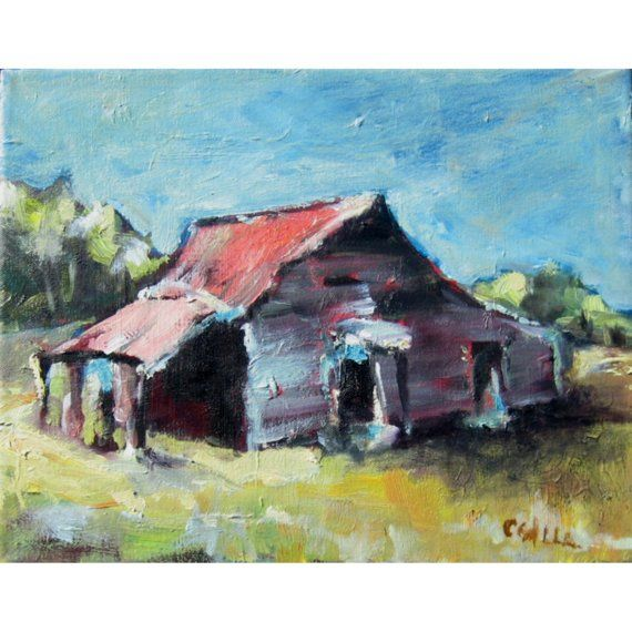 17 Best Ideas About Barn Paintings On Pinterest