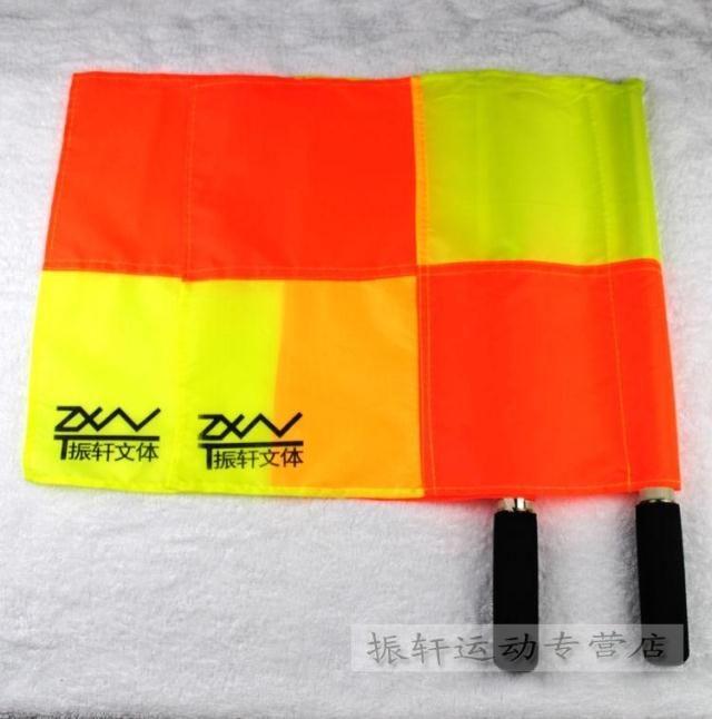 Национальный Молл подлинной доставка / футбол лайнсмен флаг носителем флаг патрульных стороны рефери флагами двух твердый переплет - eBoxTao, English TaoBao Agent, Purchase Agent. покупка агент