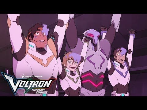 Fun Sentry | DREAMWORKS VOLTRON LEGENDARY DEFENDER - YouTube