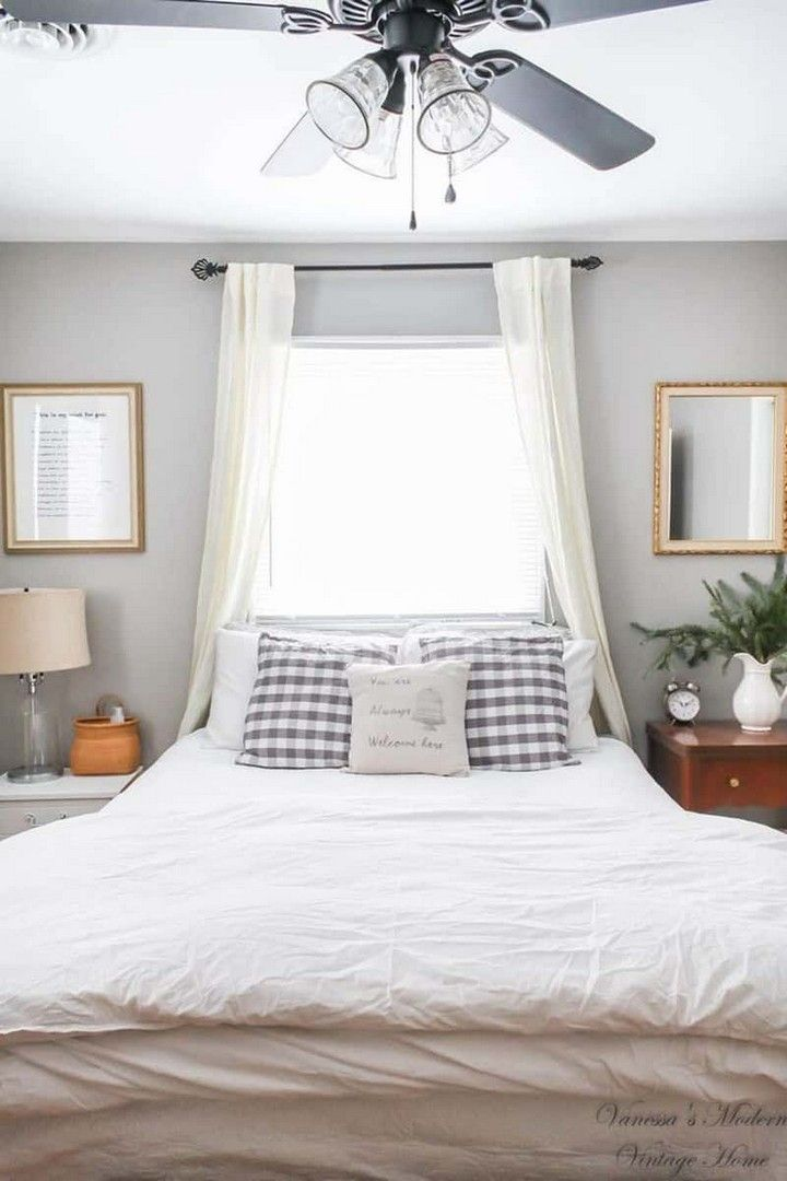 Placing Bed In Front Of Window