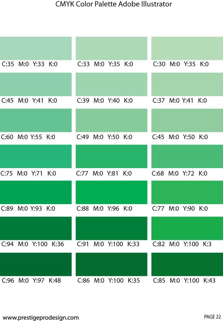 Image description | Pantone green colors, Green color ...