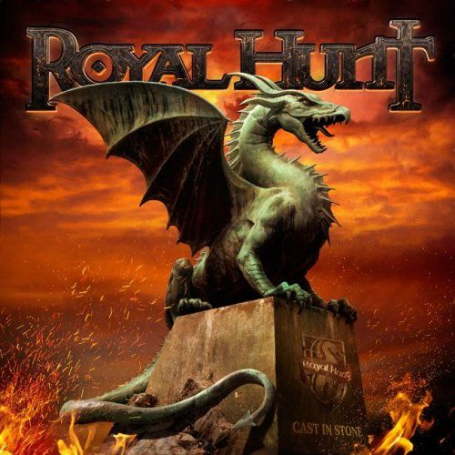 Royal Hunt - Cast in Stone (Japanese Edition) (2018)