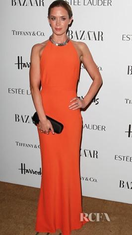 Timeless Red Carpet Dresses | Emily Blunt