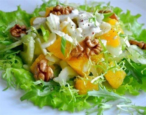 Салаты со стеблевым сельдереем: яркий вкус и минимум калорий!