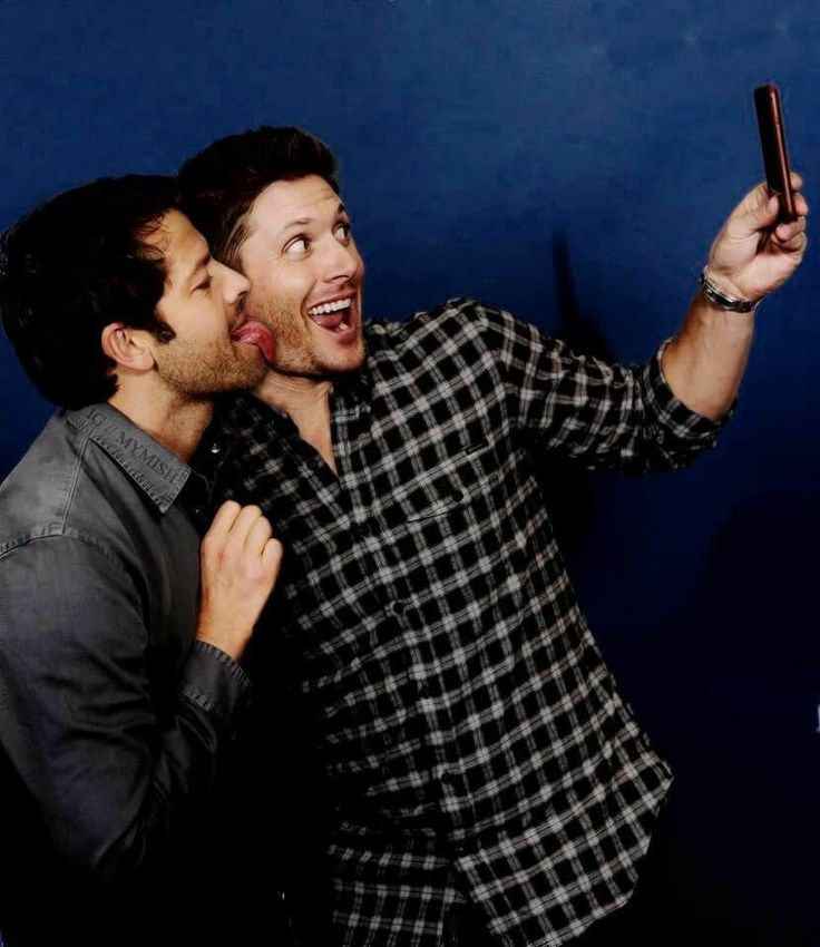 So i met these guys at SPNCONMN and they are beyond funny! so awesome and energetic I'm so glad I met them!
