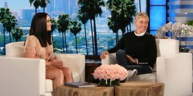 """Spettacoli: #Demi #Lovato #racconta la sua vita perfetta al """"The Ellen Show"""" (link: http://ift.tt/2oK66WQ )"""
