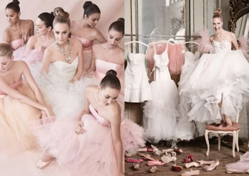 Ballet Looking Fashion : theBERRY