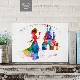 Snow White Disney Wall Art - Poster Α3