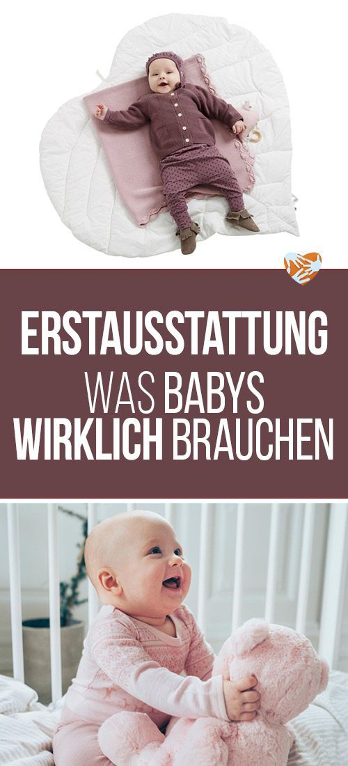 Baby-Erstausstattung: 10 nützliche Dinge, die für frischgebackene Mamas und Babys wirklich Sinn machen.