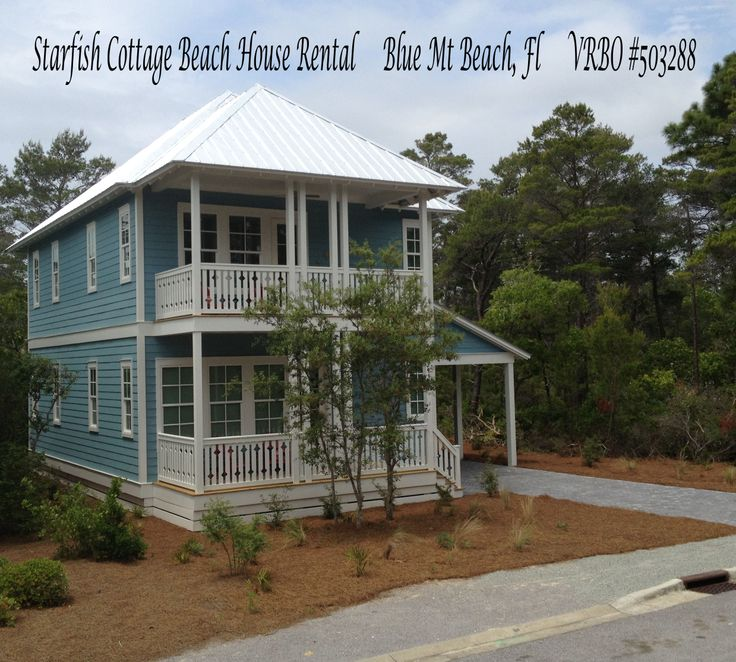 17 best images about starfish cottage 30a beach house for Custom beach house