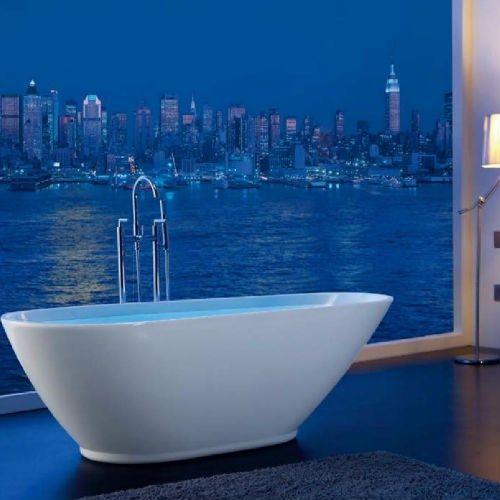 Badekar Bathlife Monte 958 fra Bygghjemme. Om denne nettbutikken: http://nettbutikknytt.no/bygghjemme-no/