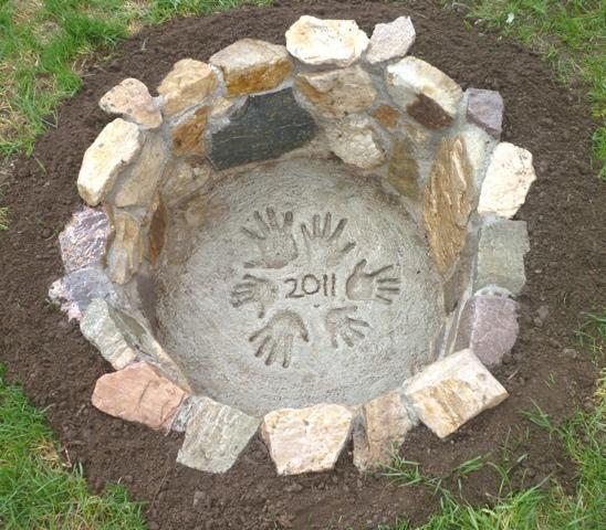 Kamienne Palenisko Do Ogrodu Najciekawsze Propozycje Homemade Fire Pit Fire Pit Plans Fire Pit