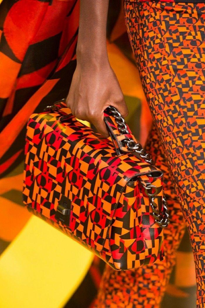 pop art damenhandtaschen moderne taschen