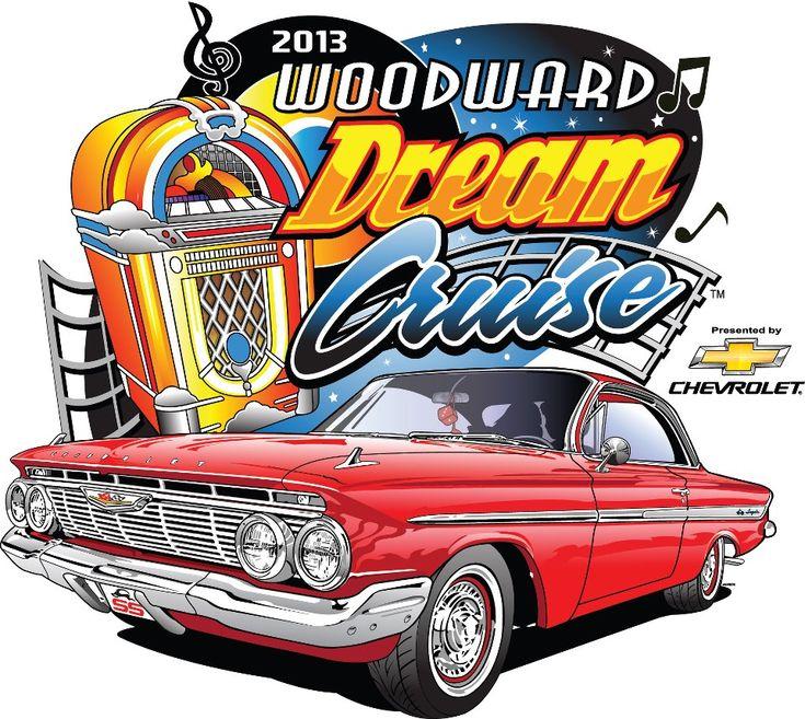 69 Best Woodward Dream Cruise Images On Pinterest Cars Garage