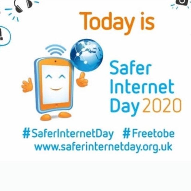 Today Is Safer Internet Day Join Us And Uk Sic This Saferinternetday To Create A Better Internet Giv In 2020 Safe Internet Keeping Kids Safe Safeguarding Children