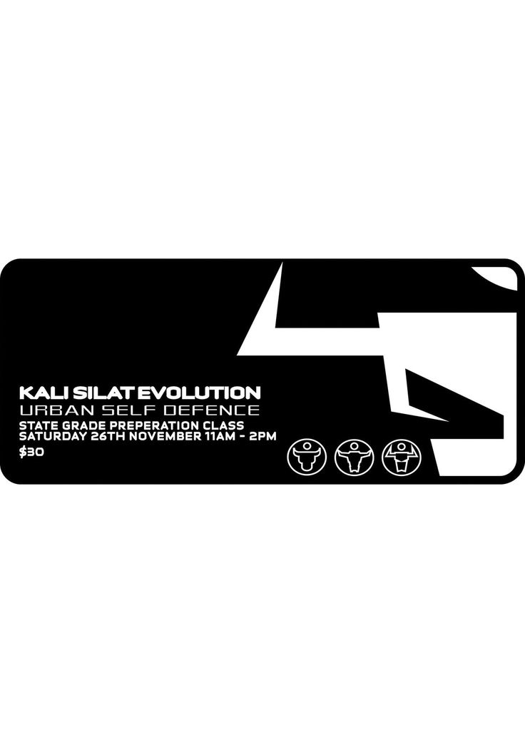 Kali Silat Evolution - Urban Self Defence grade prep class. Grade Examination is at our huge annual end of year Southeast Asian Martial Arts Xmas Special, more details soon www.facebook.com/events/272599713126127