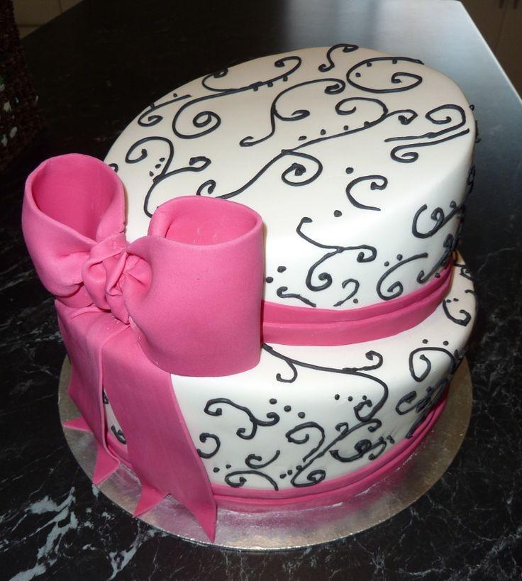 Novelty St Birthday Cake Recipes