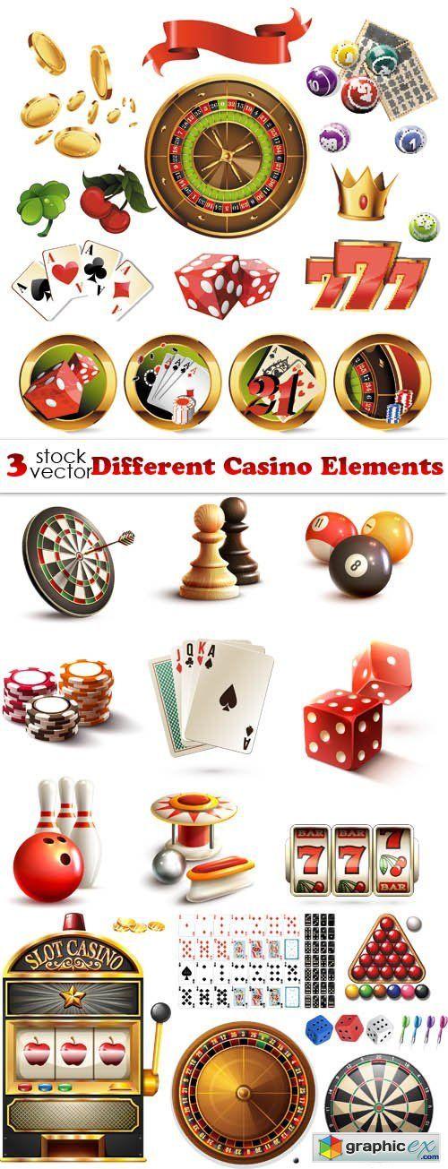 Different Casino Elements in 2020 Game design, Casino