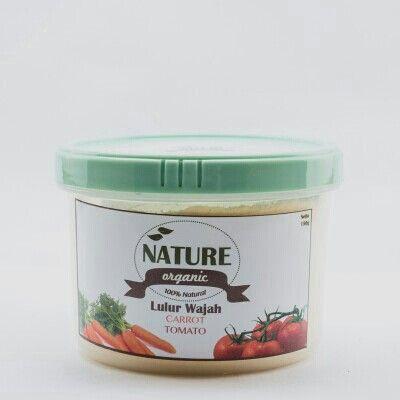 Jual Lulur Wajah Carrot & Tomato hanya Rp 100.000, lihat gambar klik https://www.tokopedia.com/lulurnature-cath/lulur-wajah-carrot-tomato