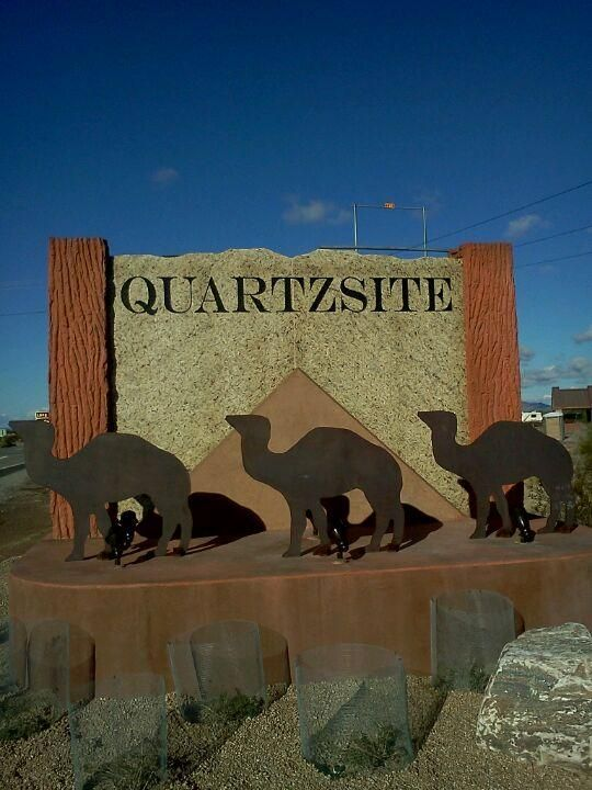 quartzsite az swap meet 2012 ford