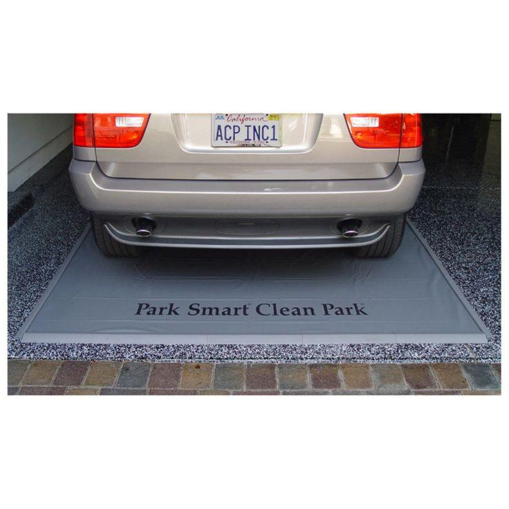 Clean Park Garage Mat - 60714