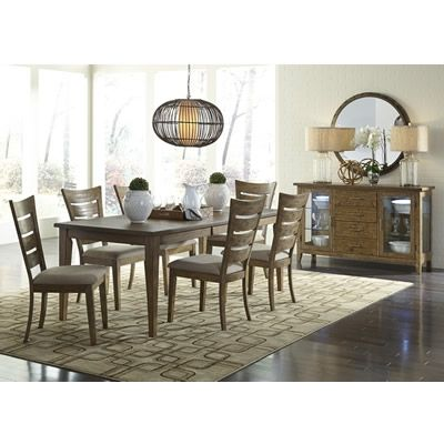 Pebble Creek 5Pc Dining Set (Dining Room)