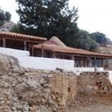 Μωσαϊκό: Παναγία Καρυδιανή στους Μύθους Ιεράπετρας