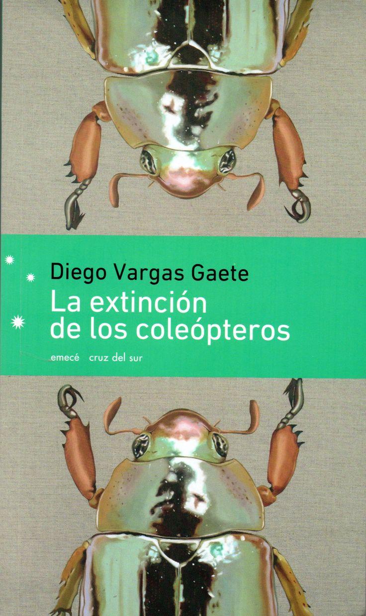 La extinción de los coleópteros. Diego Vargas Gaete (1975-