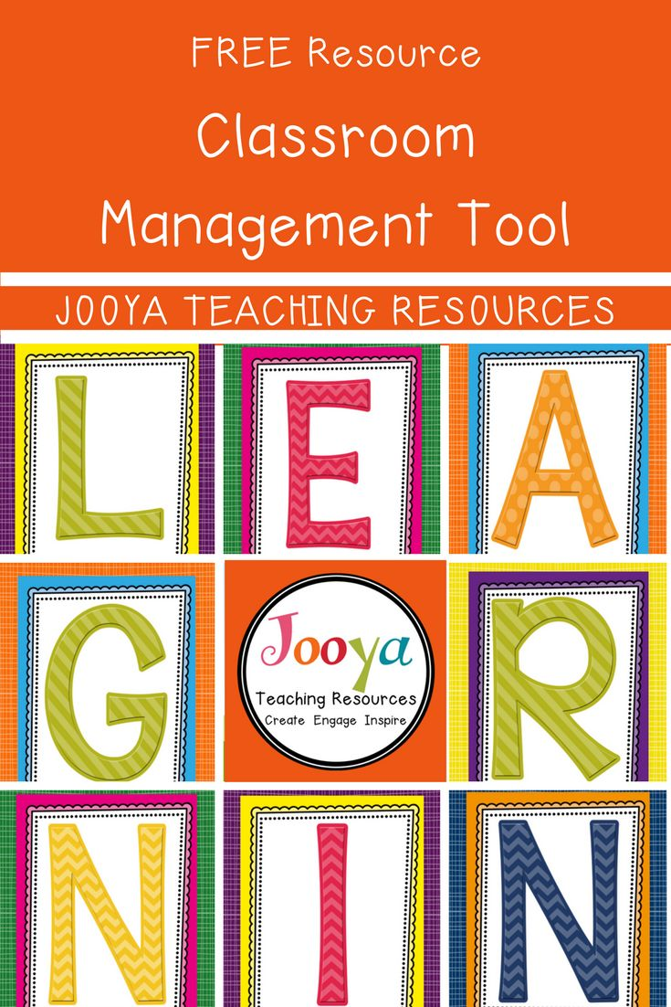 FREE classroom management resources, tips and tricks that actually work!