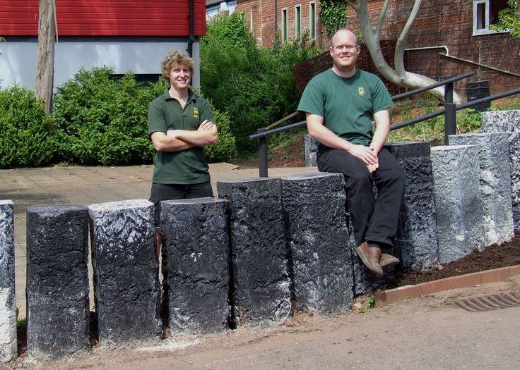 Manuplas Waste Foam Recycling Process Benefits Local Zoo
