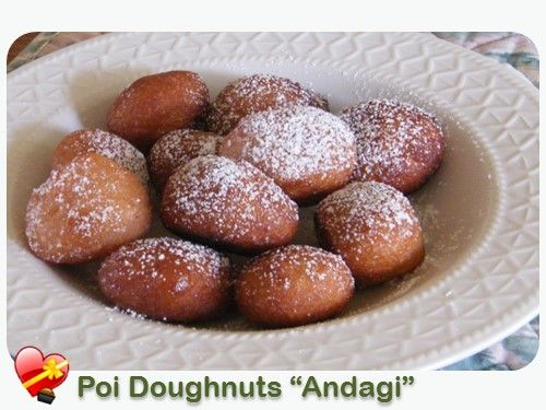 Try this local style Poi Doughnuts recipe, and get more delicious Hawaiian and local style recipes here.