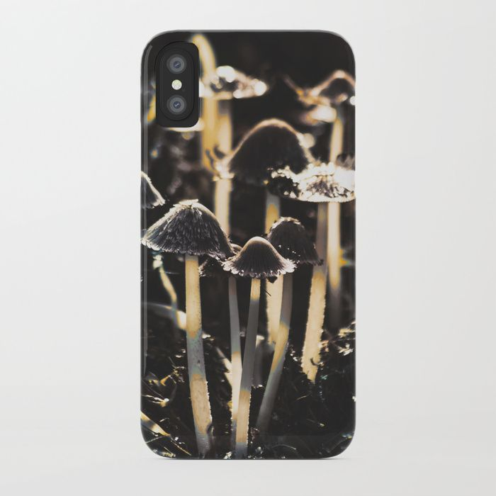 iPhone Case 79 Wild Mushroom's Forest by ChillingNation